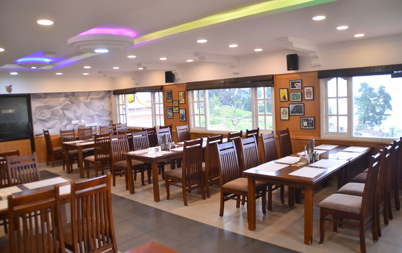 multi cuisine restaurants in kodaikanal