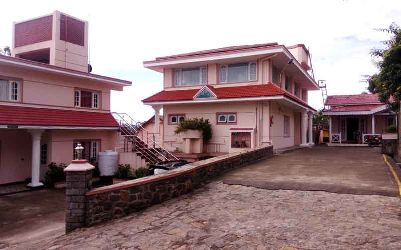 rooms in kodaikanal below 1500