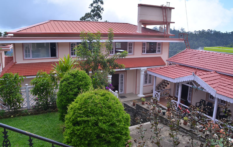 hotels in kodaikanal with good view