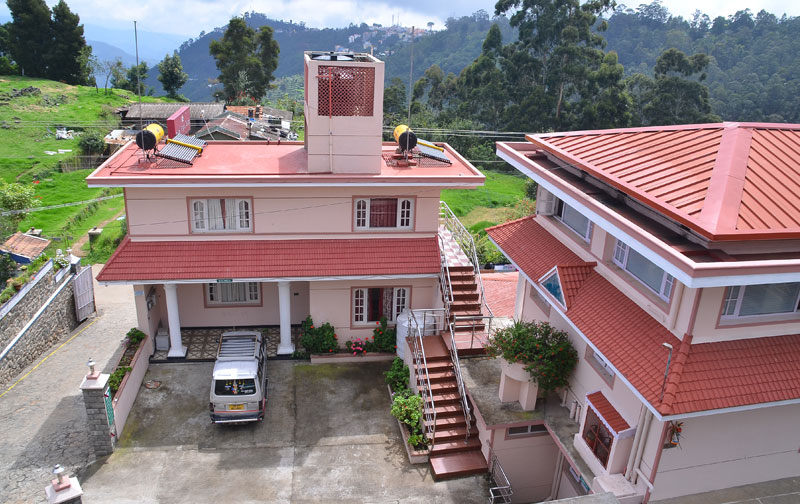 hotels in kodaikanal with low rates