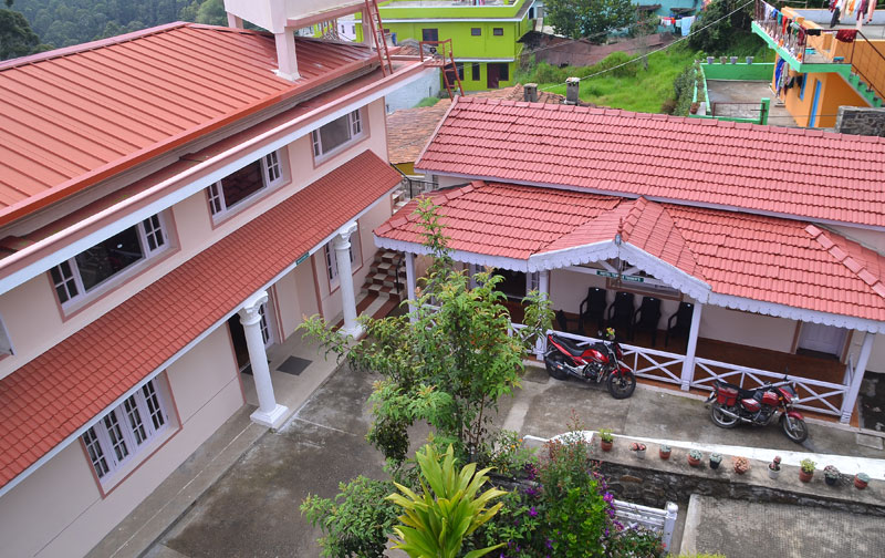 hill view cottages in kodaikanal